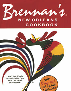 Brennan's Cookbook