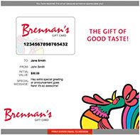Preview of Gift Card
