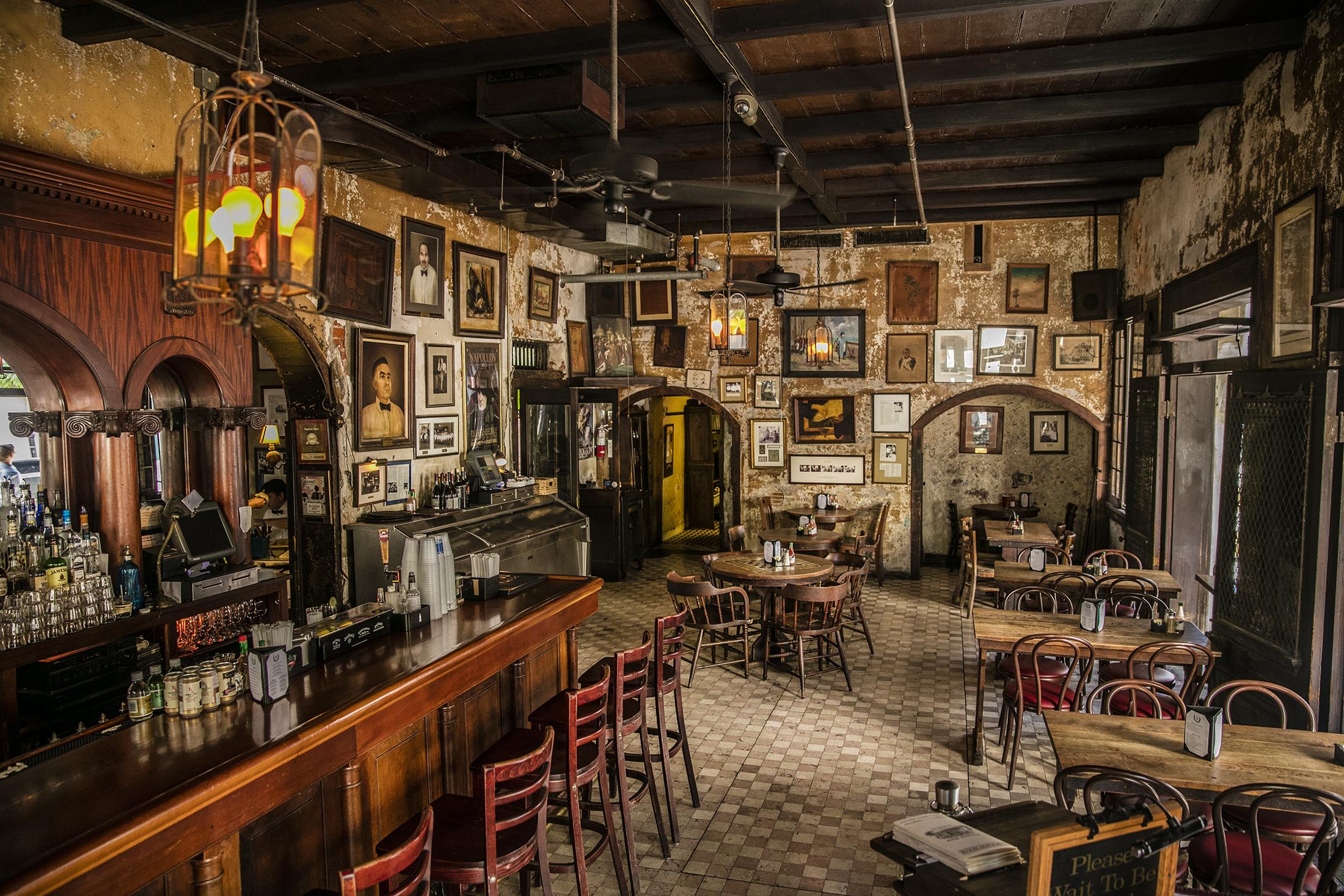 Media - Napoleon House : Ralph Brennan Restaurant Group