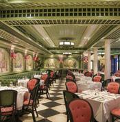 The Chantelier Room at Brennan's Restaurant