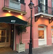 Exterior Shot of Brennan's Restaurant