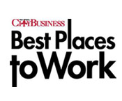 CityBusiness Best Places to Work Logo