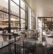 Cafe NOMA Interior Photo