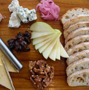 Cafe NOMA Cheese board