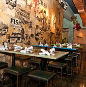 Red Fish Grill Interior Photo