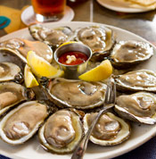 Red Fish Grill Oysters