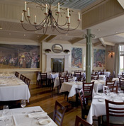 Main Dining Room at Ralphs on the Park