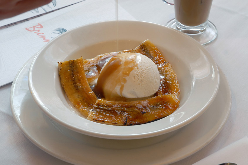 Recipe Image for Bananas Foster