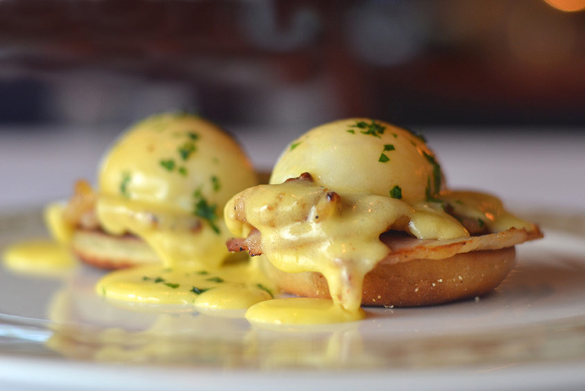 Recipe Image for Artisanal Eggs Benedict