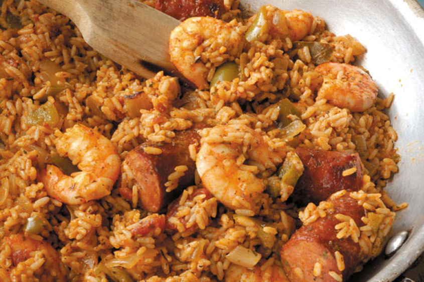 Pin This On Pinterest Creole Jambalaya