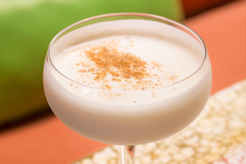 Recipe Image for Caribbean Milk Punch