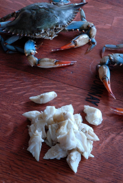 Lump Crab, Bacon & Onion Dip : New American Creole Cuisine : Metairie ...