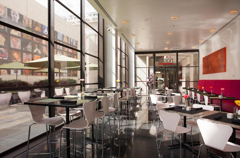 Cafe NOMA Opens