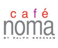 Cafe NOMA Color Logo