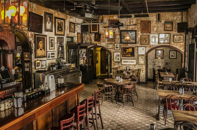 Restaurant interior design new orleans