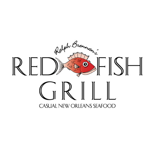 Red Fish Grill logo
