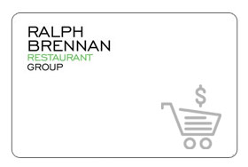 Single Ralph Brennan Restaurant Group Gift Card