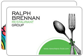 Ralph Brennan Restaurant Group Gift Cards