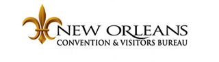 New Orleans Convention & Visitors Bureau Logo