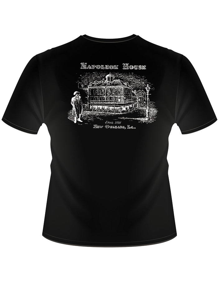 Napoleon House T-Shirtimage 2