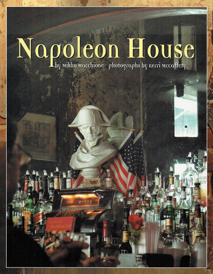 Napoleon House Bookimage 1